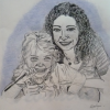 Marilyne et Clara